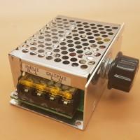 dimer SCR voltage speed controller / 4000 w watt 220 V AC dimmer