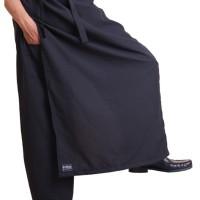 Sarung Celana (SARUNA)/ CELANA SARUNG (CESAR) 64 - Polos Black