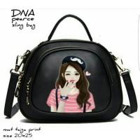 Sling bag Lucu / tas wanita cantik