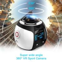 Kogan Camera Panorama 360 Degree - 4k - Wifi - Putih
