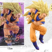 Action Figure Dragon Ball Z Son Goku SS3 Figure Colosseum SCultures 6