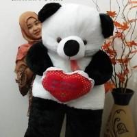 Boneka Bear Warmest Super Jumbo / Teddy bear super jumbo 2