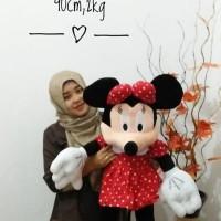 Boneka Minnie Mouse Jumbo