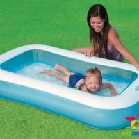 INTEX Kolam Renang Pompa Anak Besar | Rectangular Pool| 57403NP