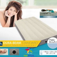 INTEX Kasur Angin Pompa | Twin Size Dura-Beam Series | 64701NP