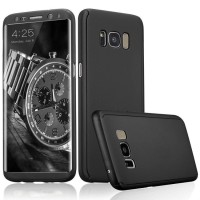 Hardcase 360 Full Body Depan Belakang Samsung S8 Free Anti Shock