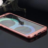 Hardcase 360 Full Body Depan Belakang Samsung S8/S8+  Free anti Shock