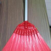 Sapu Kecil Mini Gagang Aluminium Small Broom