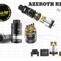 MURAH Azeroth RDTA 24mm Coil Art Clone rda rta vape vapor COILART