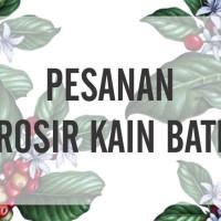 Pesanan Khusus Grosiran Kain Batik Via Whatsapp
