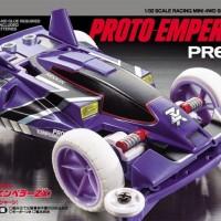 Tamiya Mini 4WD Proto Emperor Zx Premium