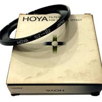 HOYA STEPPING RING 52 MM- 62 MM