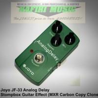 Efek Gitar Joyo JF-33 / Joyo Analog Delay (MXR Carbon Copy Clone)