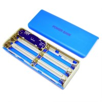 Case Power Bank untuk 5Pcs 18650 / casing pb