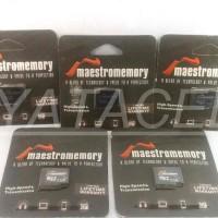 Memory Maestro 2GB Class 6 (Micro SD HC/Vgen/V-Gen/Card/Memori