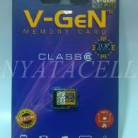 Memory Vgen 16GB Class 6 / 16 GB /Micro SD/Card/Memori/Kelas 6