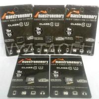 Memory Maestro 16GB Class 10 (Micro SD HC/Vgen/V-Gen/Card/Memo