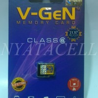 Grosir Memory Vgen 16GB Class 6 / 16 GB Micro SD/Card/Memori/K