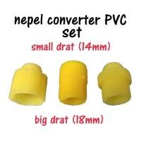 nepel converter pvc plastic knapsak knapsack sprayer semprot hama TU26