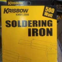 solder listrik 500 watt krisbow