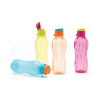 Botol Minum Flip Top 800 ml / eco bottle food grade new souvenir murah