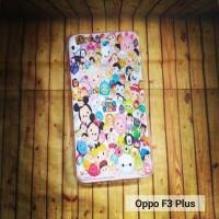OPPO F3 PLUS CASE CUSTOM HP