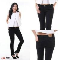 Celana Jeans Cutbray Wanita/Denim Bootcut Basic BIG SIZE JSK JEANS