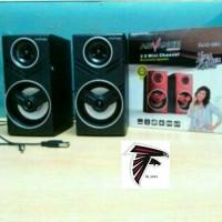 Speaker Advance duo 080 / Speaker Komputer / laptop / Hp