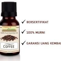 Happy Green Coffee Essential Oil (10 ml) - Minyak Kopi Bersertifikat