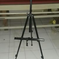 Tripod Display / Stand Banner TRIPOD POSTER  Satu Sisi KW 1