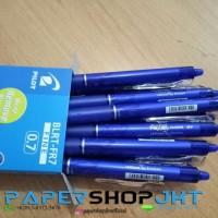 GROSIR!!! Pulpen Pen Frixion Pilot 0.7 BIRU ( Bisa Dihapus )