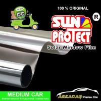 Kaca Film Mobil Sunprotect / Ertiga / Kaca Depan / Kacafilm
