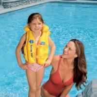Rompi Jaket Pelampung Renang Anak Swim Vest Usia 3 - 6 tahun