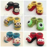 3D Baby Socks - Kaos Kaki 3D Bayi - Kartun Disney Boy/Girl