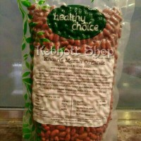 Healthy Choice Organic red kidney bean kacang merah Organik 500gr