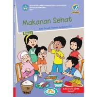 """Buku Tematik Tema 3 Kelas 5 SD """"Makanan Sehat"""" Revisi 2017"""