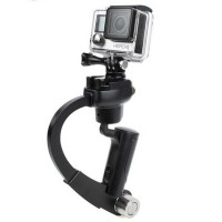Termurah Plastic Handheld Curve Stabilizer for GoPro/Xiaomi Yi/Xiaom