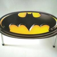meja lipat anak karakter batman
