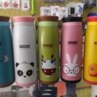 Termos Animal 500 ml / Botol Termos Karakter Panas dan Dingin