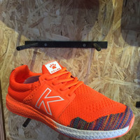 Sepatu running kelme original Float Knit orange new 201 Murah