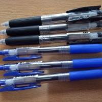 Zebra Sarasa Clip JAPAN 0.5 Gel Ink Rollerball / Pulpen Gel ( BLACK)