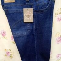 Celana Pendek Jeans Denim Pria jumbo Size 40/46