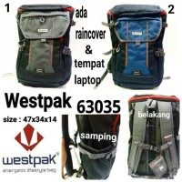 tas ransel westpak 63035 backpack murah terbaru tas punggung pria