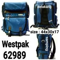 tas ransel westpak 62989 backpack westpak murah terbaru