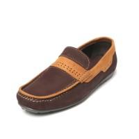 Darwin - Coffee, Sepatu Kulit Moccasin