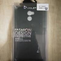 Soft Case Violet - Xiaomi Redmi 4