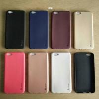 Soft Case Violet - Oppo F3 Plus