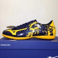 Sepatu Futsal Mizuno Ryuou IN Black Gold Fusion P1GF179045 Original  M