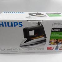 setrika Phillips hd 1172 / seterika philips classic / gosokan philips