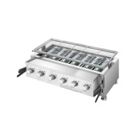 Steak Griller BS236V - Mesin Panggang Steak - Kompor Pemanggang Steak